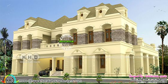 4300 square feet colonial type 5 bedroom house