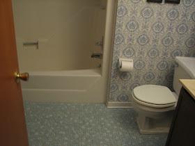 Dated 1970's bathroom