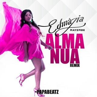 Edmázia Mayembe - Alma Nua (DJ Paparazzi Remix)