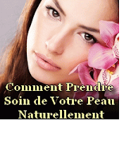 Rincer la peau du visage au naturel