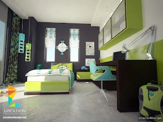 Modern Children's Rooms 37