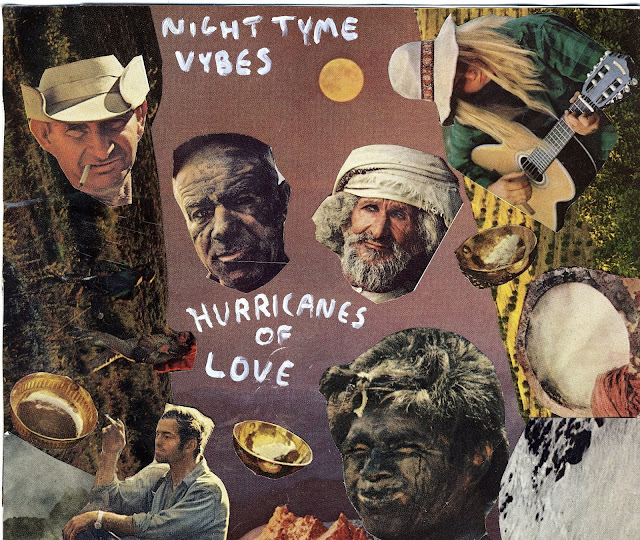 Out Soon! Hurricanes of Love - Night Tyme Vybes (C30)