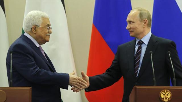 """""""Rusia apoya con firmeza creación de Estado soberano palestino"""""""
