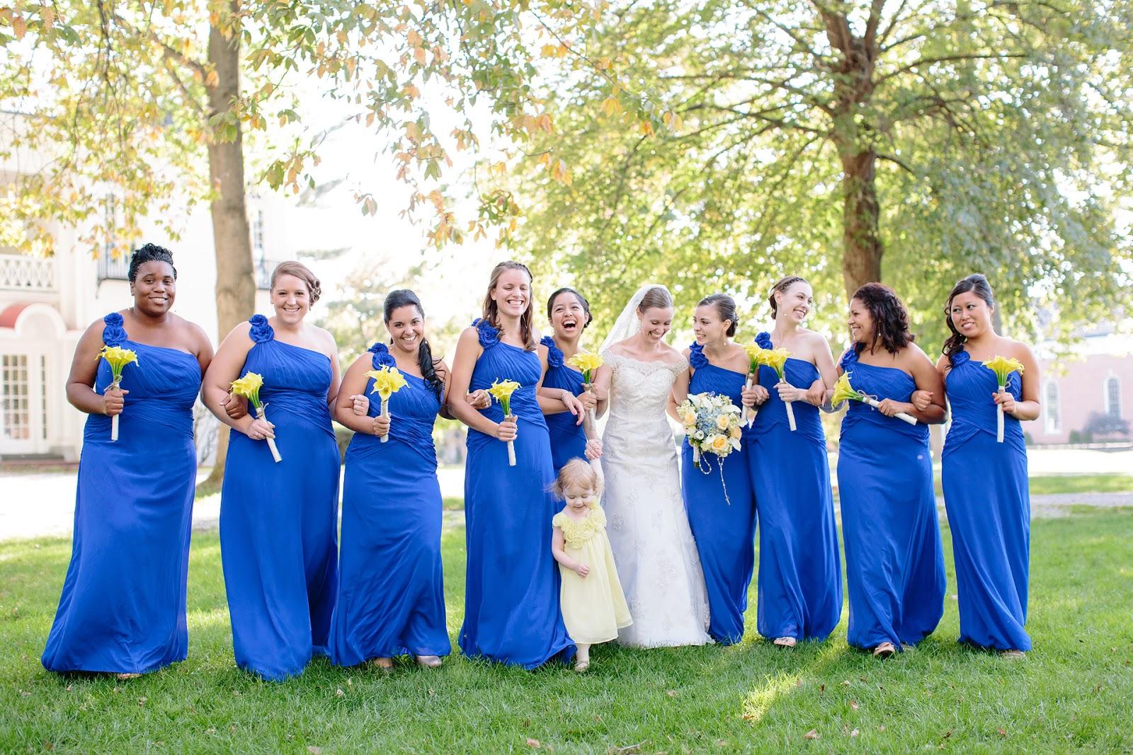 Selecting Bridesmaids Part 1