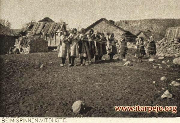 Село Витолиште за време на ПСВ