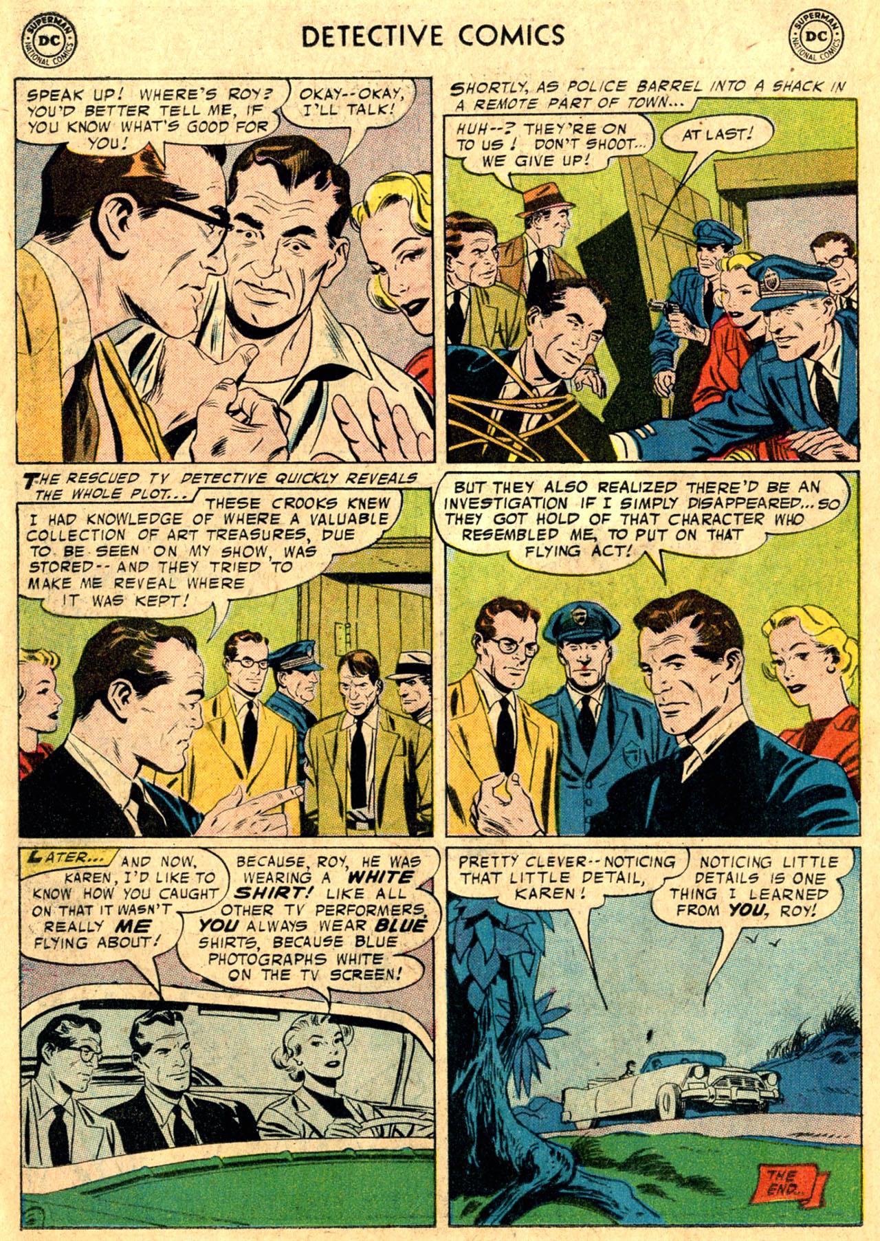 Read online Detective Comics (1937) comic -  Issue #241 - 22