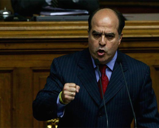 ¡FIRME Y CLARO! Julio Borges asegura que no retomarán diálogo con el gobierno