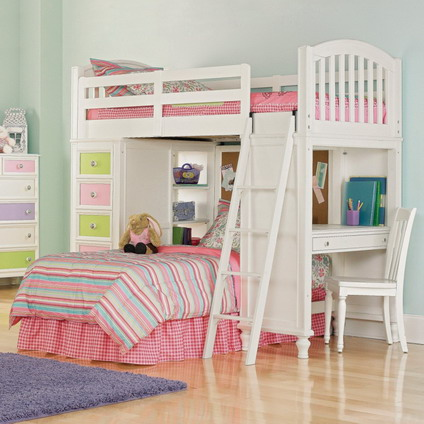 Dwell of decor 25 awesome double deck bed for kids rooms for Bedroom designs double deck