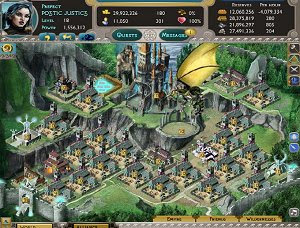 Dragons of Atlantis free to play PC strategy MMO game