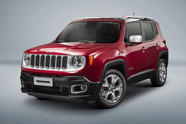 Jeep Renegade 2017 Limited