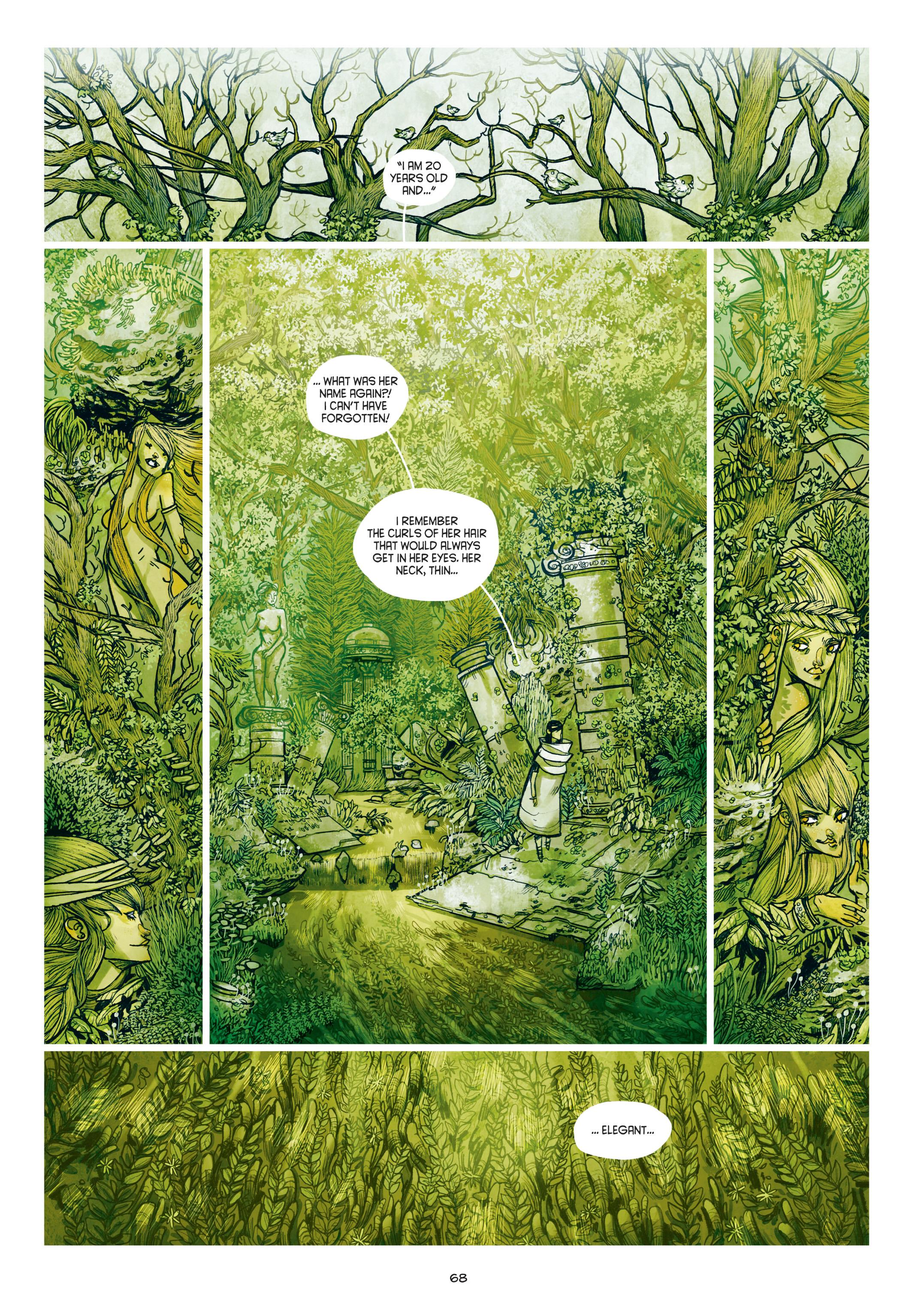 Read online Adrastée comic -  Issue #1 - 69