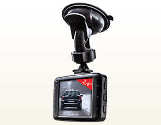 Wideorejestrator samochodowy myEye Road Trip z Biedronki wideo rejestrator