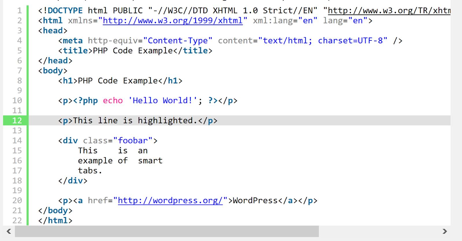 إضافة SyntaxHighlighter Evolved لعرض الأكواد بشكل خاص للوردبريس