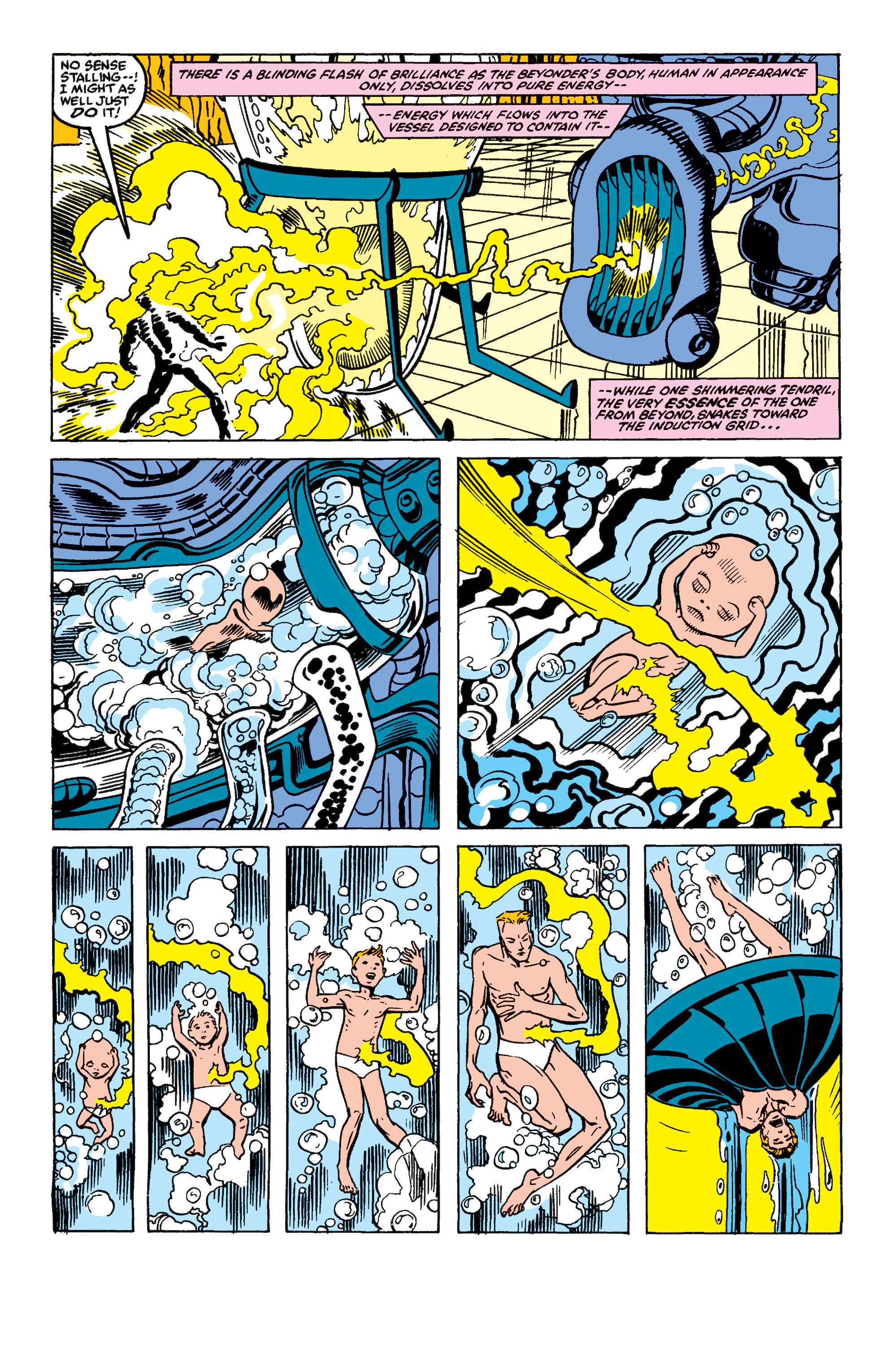 Read online Secret Wars II comic -  Issue #9 - 13