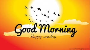 Good Morning Happy Sunday Hd Image