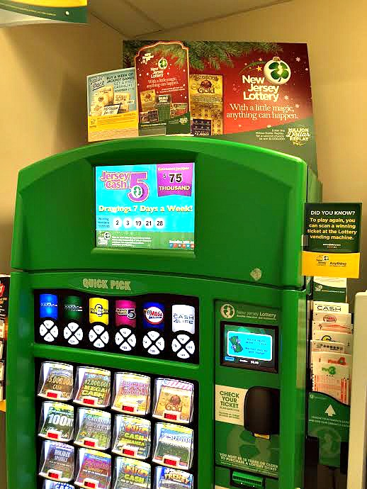 New jersey deals lottery powerball numbers history winning Keno