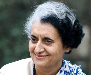 Indira Gandhi's Profile and Timeline