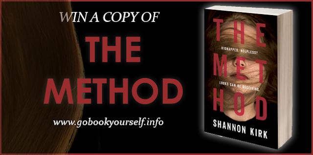 The Method book Shannon Kirk