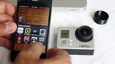 4 Aplikasi Kamera Android Mirip Seperti GoPro