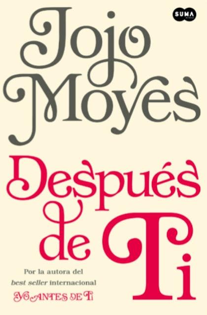 Después de ti, de Jojo Moyes
