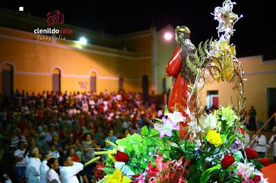 Festejos de Santa Luzia em Luzilândia; um convite para vivencia de devoção, oração e fé