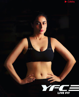 Damini Chopra in Beautiful Instagram Fitness Model .xyz Exclusive Pics 001