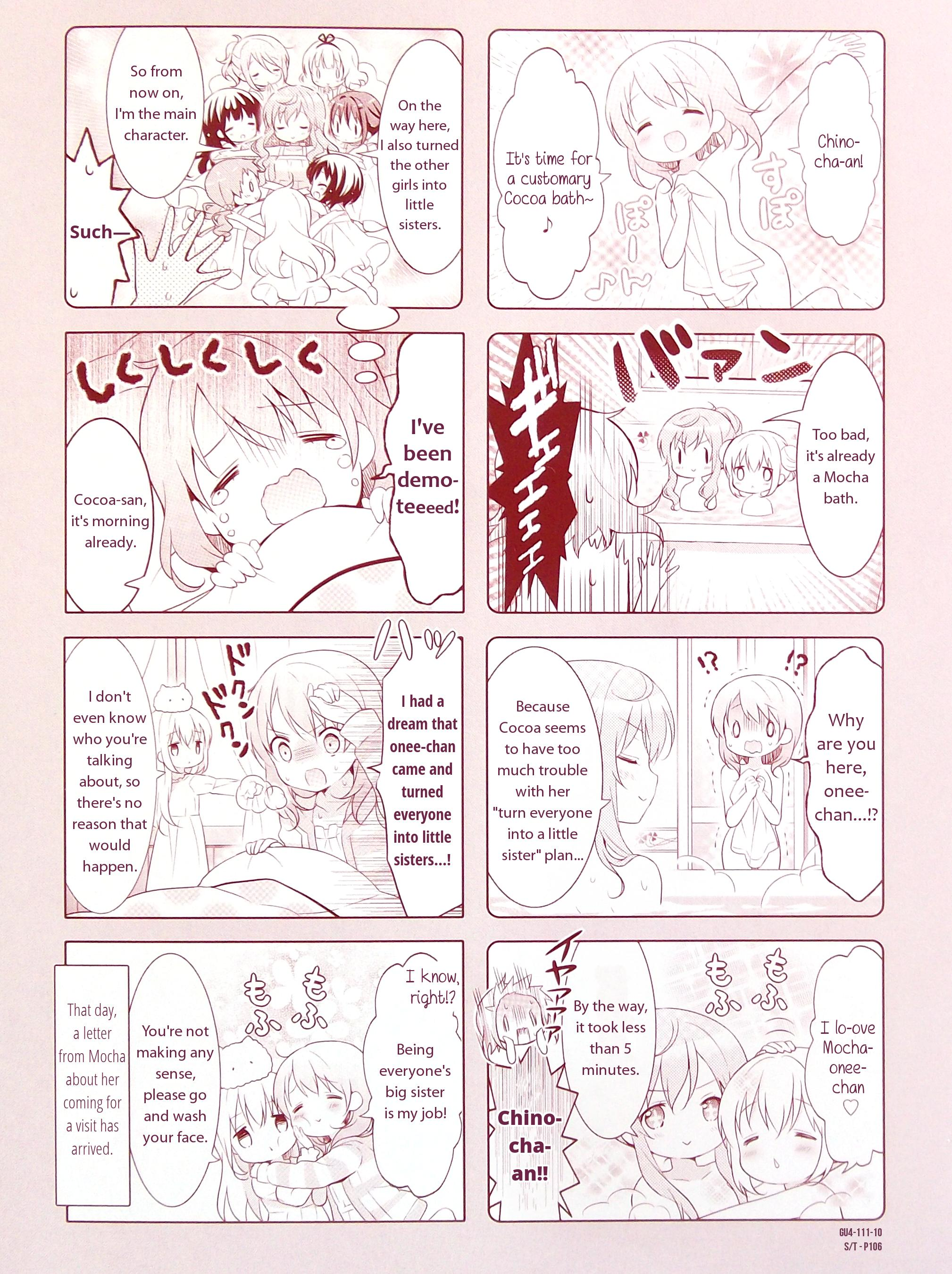 Gochuumon wa Usagi Desu ka? - Chapter 23