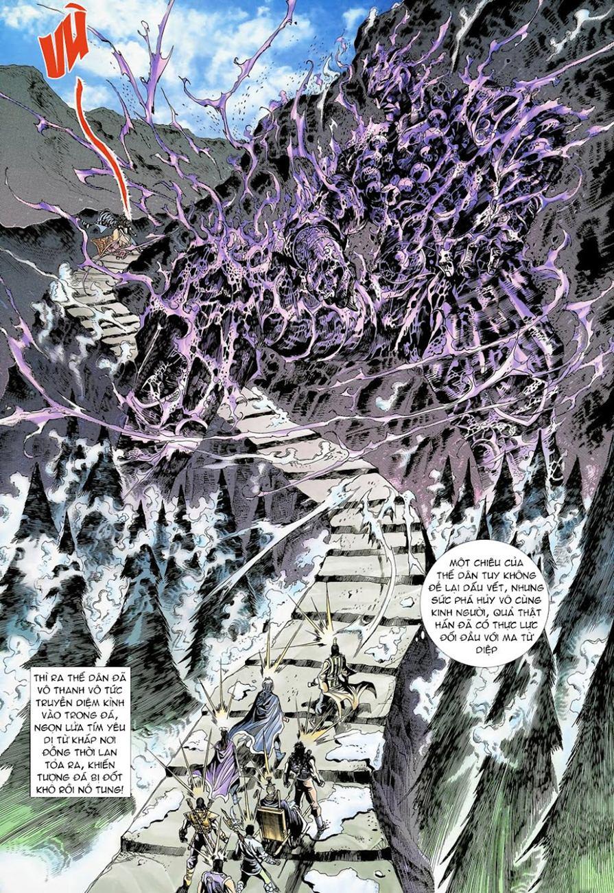 Đại Đường Uy Long chapter 99 trang 5