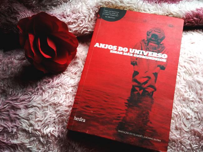 resenha livro Anjos do Universo