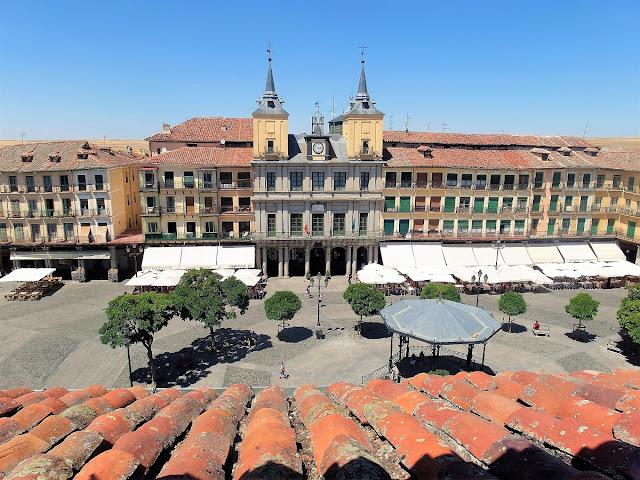 mysigt hotell med bästa utsikt i Segovia