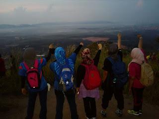 Hiking @ Bukit Broga 4.0