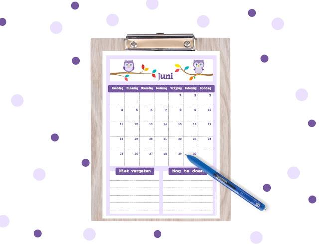 kalender juni 2018 printen, gratis kalender, kalender voor kinderen, aftelkalender, grappige kalenders, leuke kalender, kleurige kalender, kalender voor in de klas, kinder kalender, kalender in kawaii, printen kalender, juni, juni 2018, kalender kopen, kalender bestellen, kalender gratis printen,