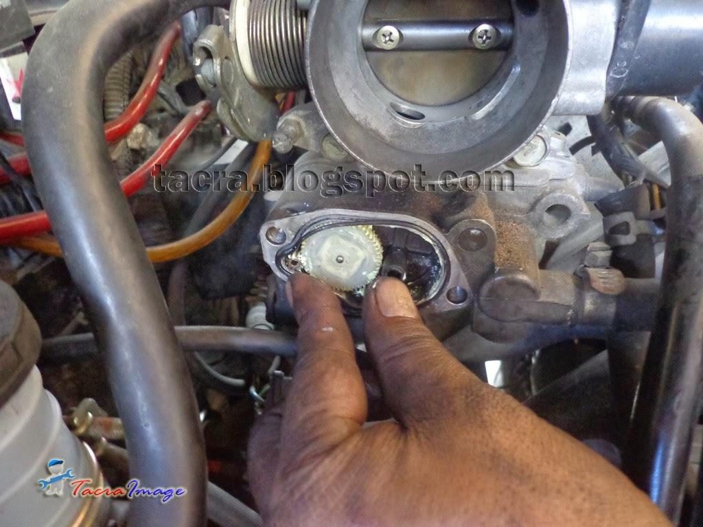 tacra's diy garage: Idle Speed Control Gear Kit