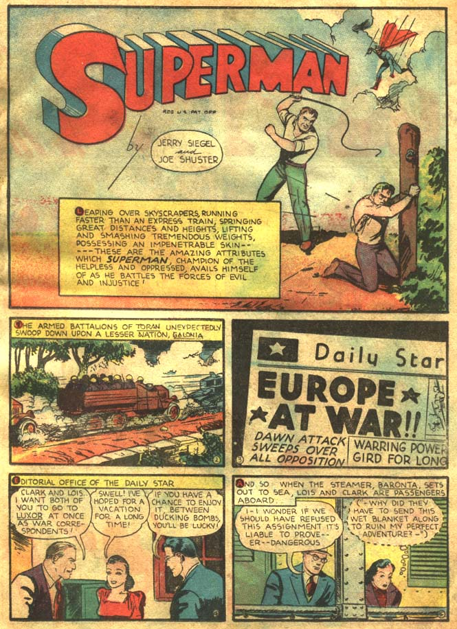 Action Comics (1938) 22 Page 2