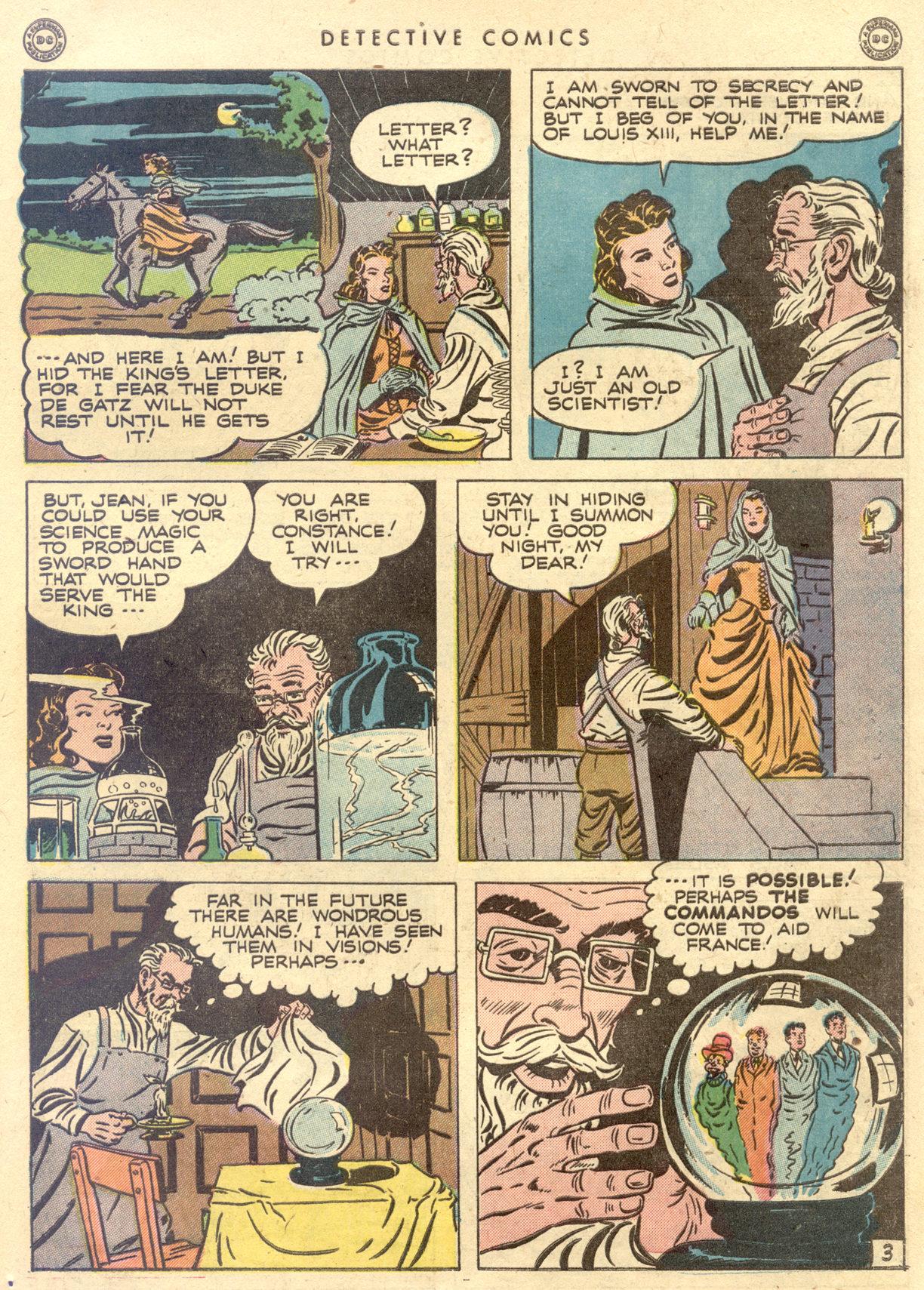 Read online Detective Comics (1937) comic -  Issue #122 - 39