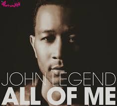 Chord dan Lirik John Legend - All of me