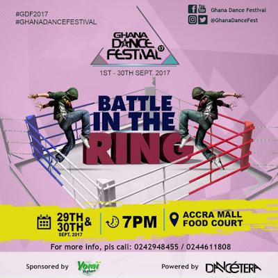 September To Remember - Ghana Dance Festival 2017 Kicks Off