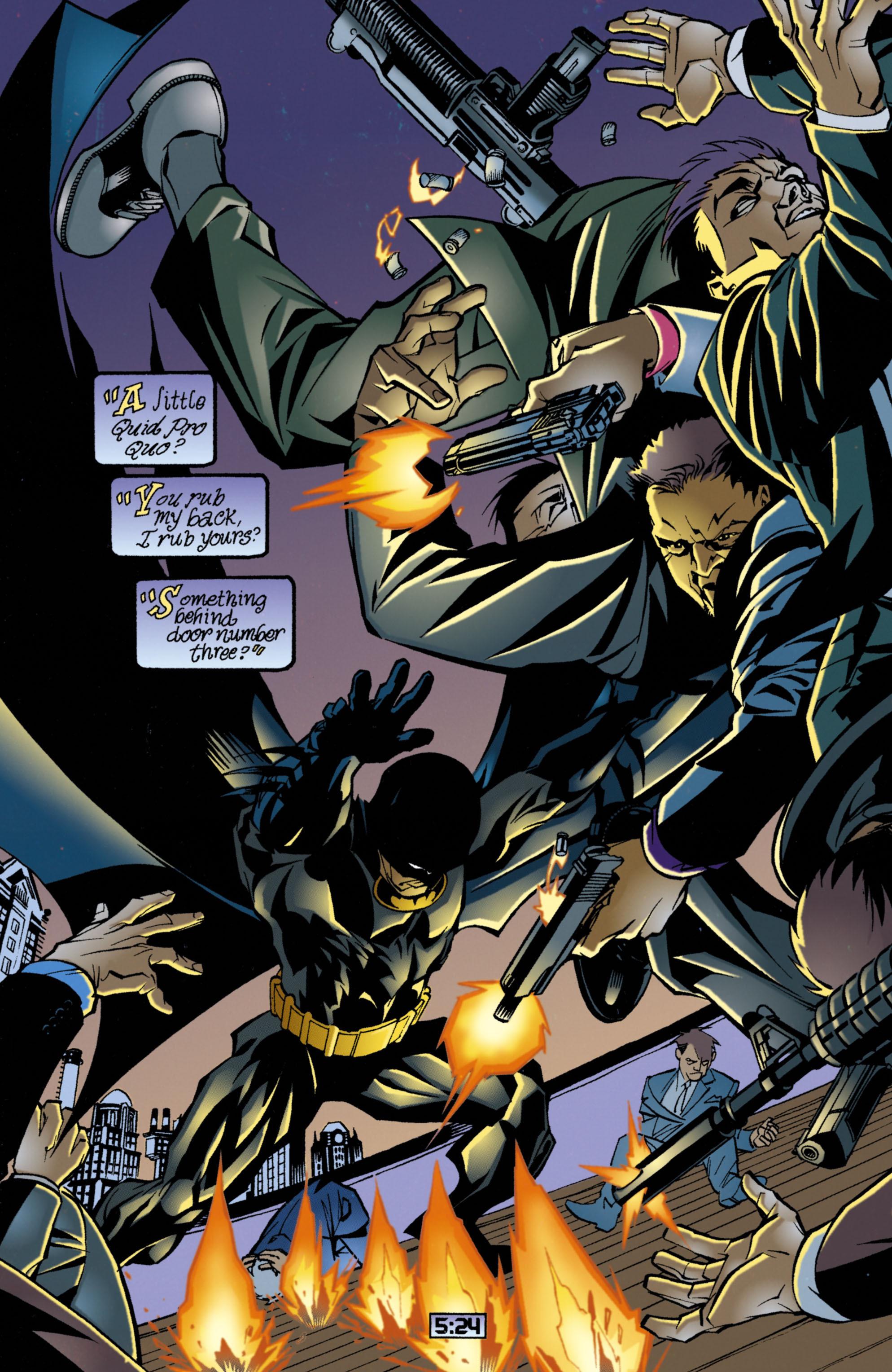 Detective Comics (1937) 726 Page 7
