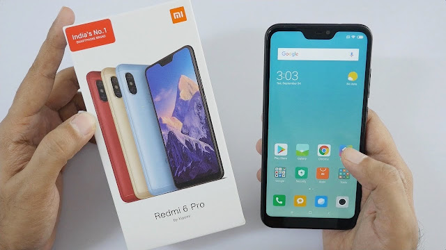 Spesifikasi Xiaomi Redmi 6 Pro dan Harganya Lengkap