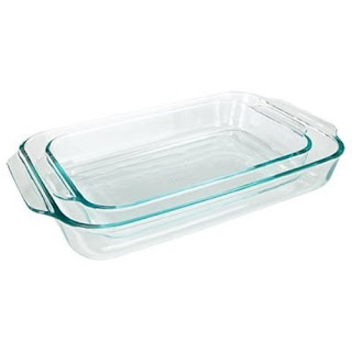 My favorite casserole dishes available on Amazon.