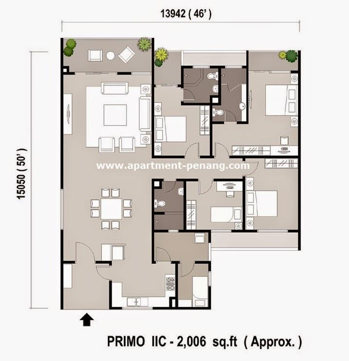 Summerton Condominium Apartment Penang Com