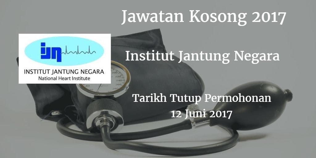 Jawatan Kosong IJN 12 Juni 2017