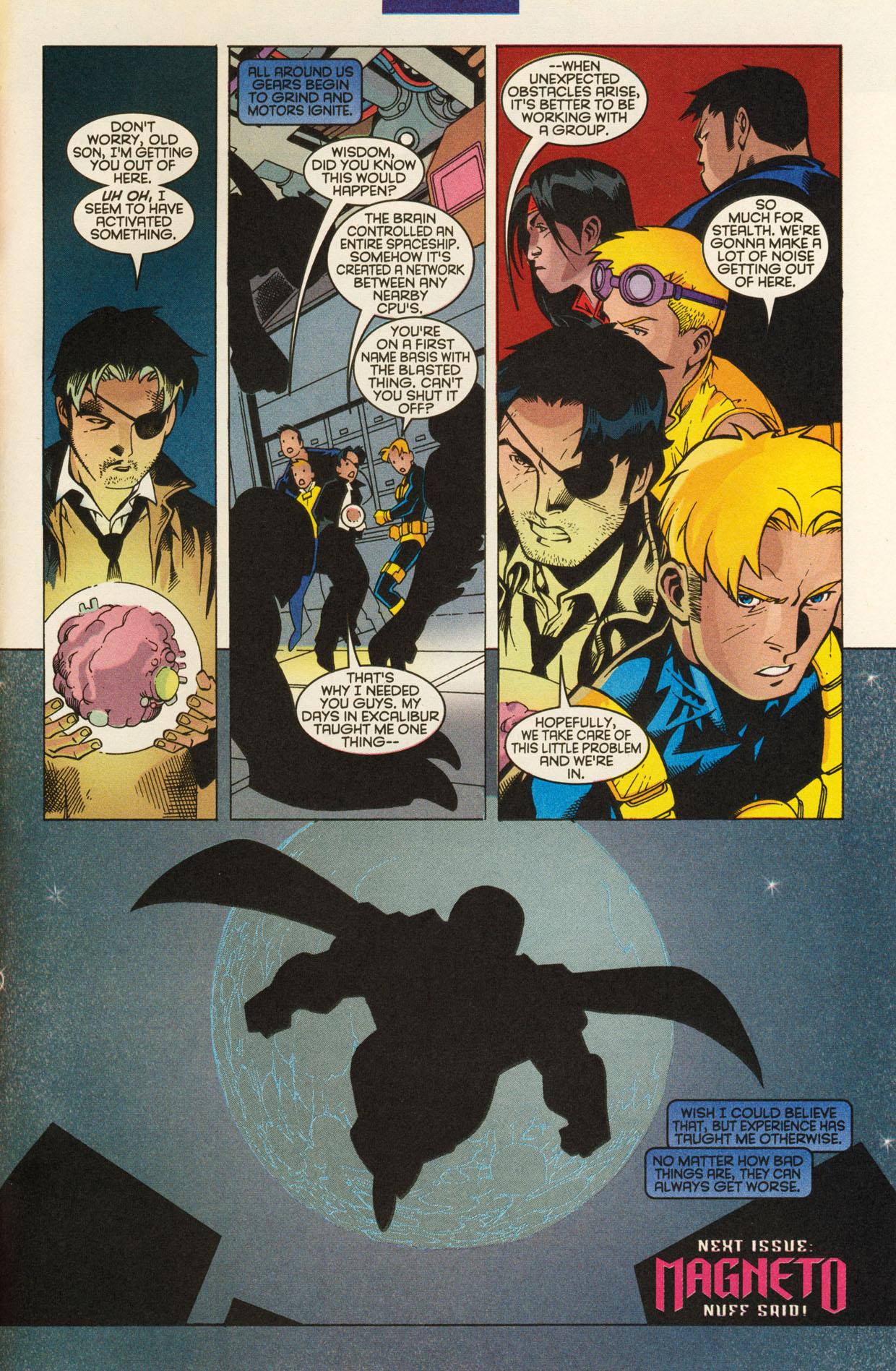 Read online X-Force (1991) comic -  Issue #94 - 33