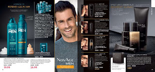 CATALOGUL ORIFLAME nr.1 21 ianuarie 2019 cosmetice novage men