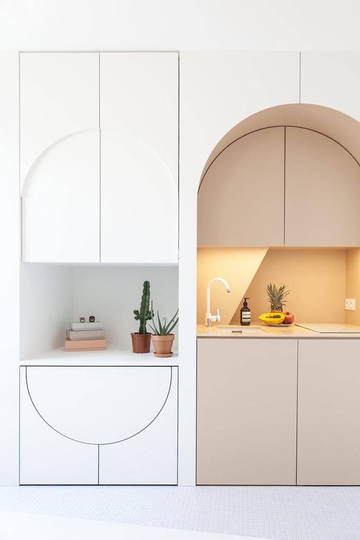 Contemporáneo Diseños De Cocina Modular Indio Viñeta - Ideas de ...