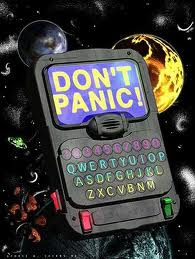 A hitchhikers guide to the galaxy book