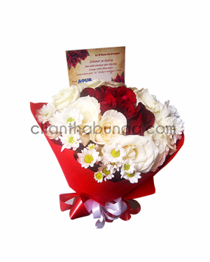 Hand Bouquet FM-MP015