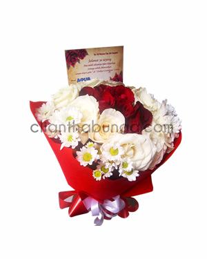 Hand Bouquet FM-MP015
