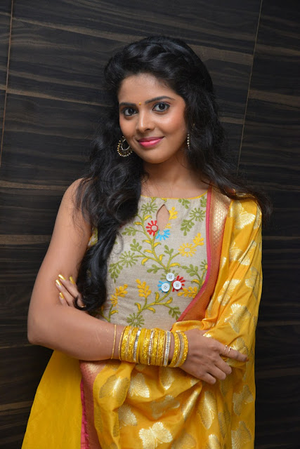 Shravya at Nandini Nursing Home Audio Launch