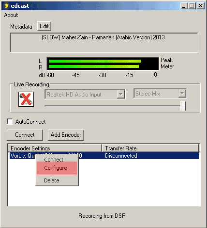 catatanikrom.blogspot.com Cara Membuat Radio Streaming Icecast dengan Winamp Tahap 8